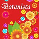 Botanista (dark shirts) by ScienceMum