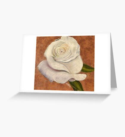 All That I Know Greeting Card