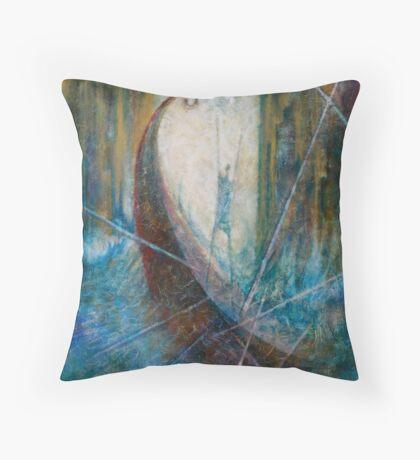 EUPHEMUS AND THE SYMPLEGADES Throw Pillow