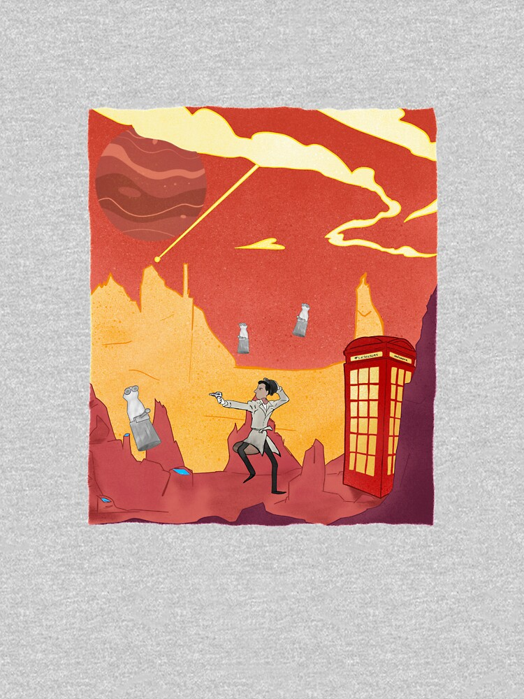 Inspector spacetime, Abed Community Adventure by hounvix