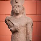 Statue at Cairo museum, Egypt by NicoleBPhotos