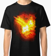 Phoenix fire bird  Classic T-Shirt