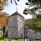 Church of St.Simon & St.Jude East Dean, East Sussex by dgbimages