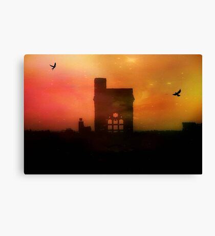 When the bell tolls ©  Canvas Print