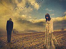 Away In Silence... by Carol Knudsen