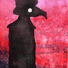 Pink Plague Doctor V1 by webpixie