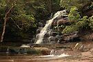 Somersby Falls veil by John Morton