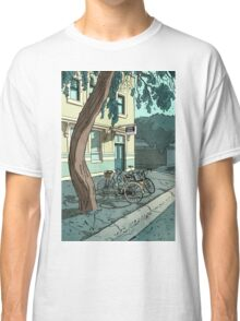 bicycles at the Hotel Classic T-Shirt