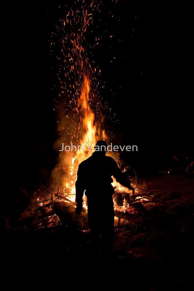 Hot... by John Vandeven