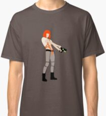 The Fifth Element LeeLoo Classic T-Shirt