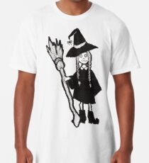 Witchy Girl Long T-Shirt
