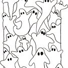 Ghastly Ghosts by webpixie