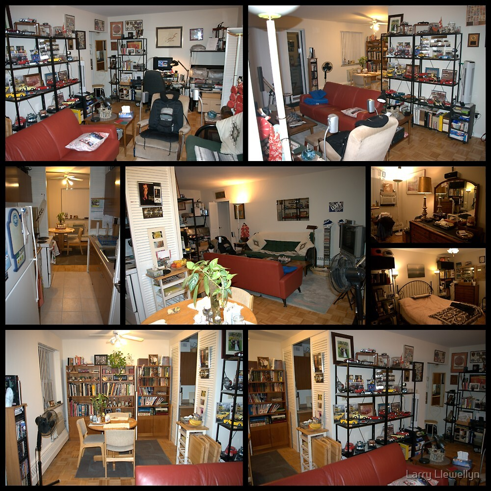 """My """"Bachelor Pad""""..... my magic place.... by Larry Llewellyn"""