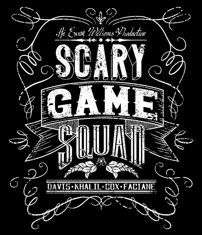 """""""Scary Game Squad Logo (Official)"""