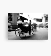 Time is Money,  please hurry! Metal Print