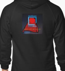 Medicare For All Zipped Hoodie