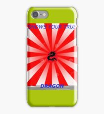 Descover your own dragon. iPhone Case/Skin