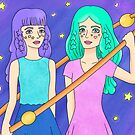 Soul Sisters by AriIllustrates