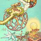 « (C) Carte des cahiers Contributopia » par David  Revoy