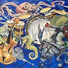 Jazz Fish by Ellen Marcus