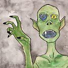 Goblin Monster by webpixie