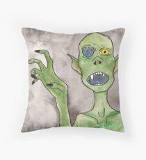 Goblin Monster Floor Pillow