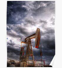 The Iron Horse - Saint Jo , Texas Poster