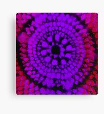 Scale Mandala 5 Canvas Print