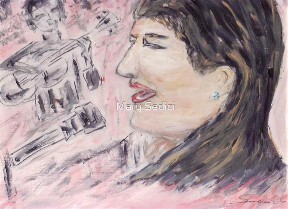 Mercedes Sosa - Todo Cambia  by Mary Sedici
