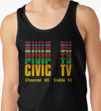 Civic TV Tank Top