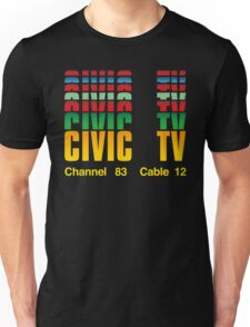 Civic TV Unisex T-Shirt