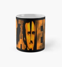 Edgar Allan Poe and The Raven Classic Mug