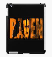Edgar Allan Poe and The Raven iPad Case/Skin