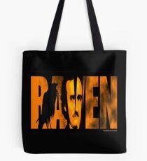 Edgar Allan Poe and The Raven Tote Bag