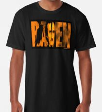 Edgar Allan Poe and The Raven Long T-Shirt