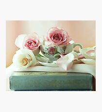 Sweet Briar Rose ~~ and her Friends Photographic Print