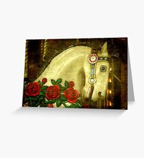 Merry-Go-Round ©  Greeting Card