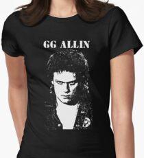 GG ALLIN T-Shirt Women's Fitted T-Shirt