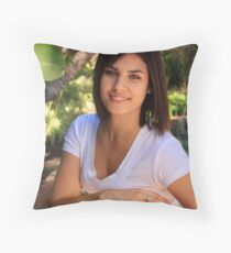 Ressa 03 Throw Pillow