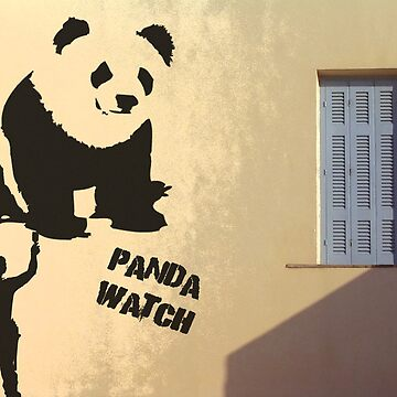 Panda Watch by S-Shadowman