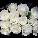 Mommy's White Roses by Mary Ann Battle