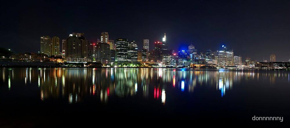 City lights by donnnnnny