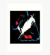 Fighter 2 Art Print