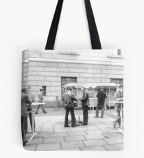 1984 - berlin east: no coffee for the stasi? Tote Bag