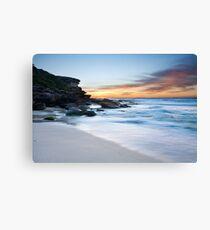 Tamarama Beach | Sydney | New South Wales | Australia Canvas Print