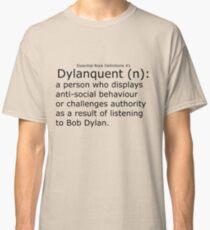 Camiseta clásica Dylanquent 1