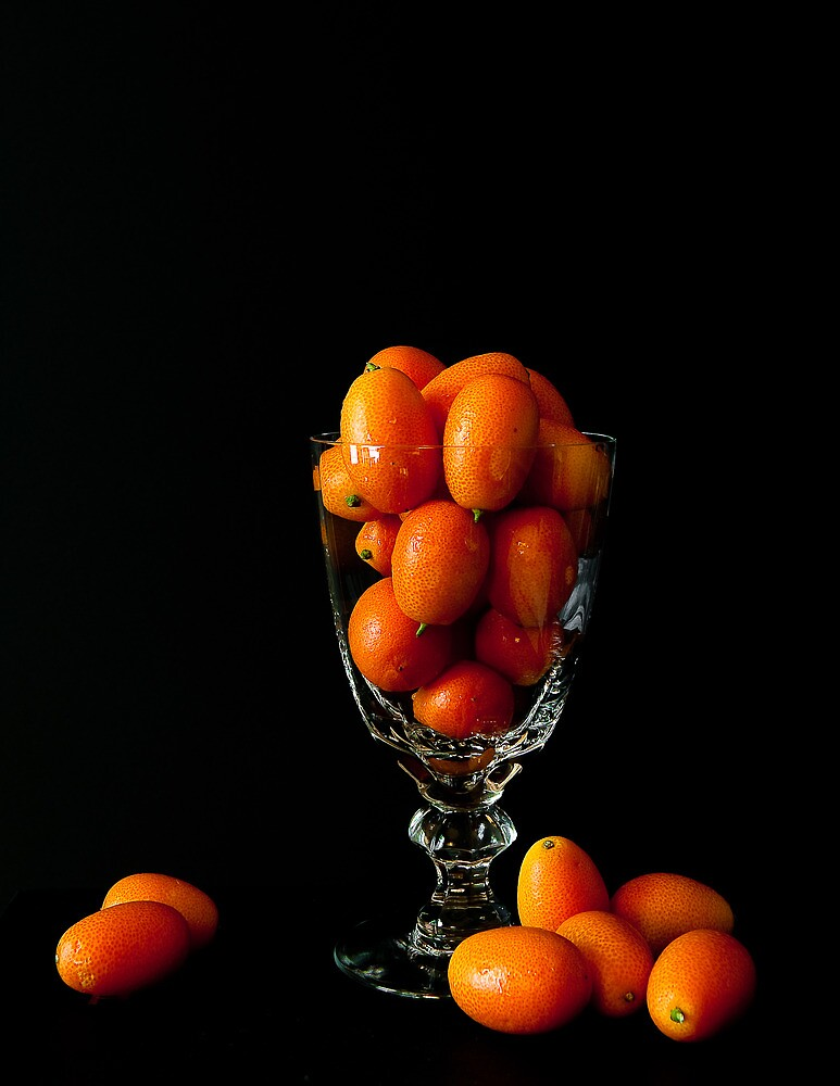 Cumquats by Lee LaFontaine