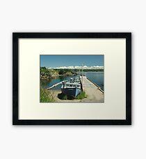 Scott's Bay, Nova Scotia Framed Print