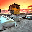 Tender Moments- Koombana Bay WA by Chris Paddick