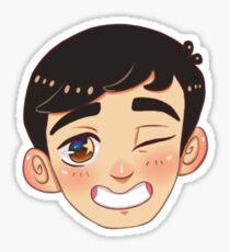 ★MOE TREK★ -Hikaru Sulu Sticker